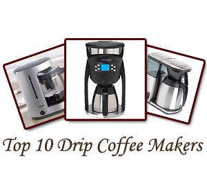 Drip coffee maker reviews let 39 s drip some coffee for Best drip coffee maker reviews